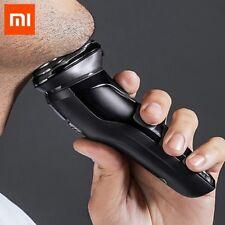 Xiaomi ES3 Men Electric Shaver Razor 3D Smart Floating Blade 3 Head Dry Wet USB