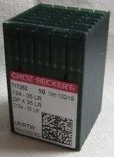 GROZ-BECKERT 134-35LR/120/19 - 80 PCS. NEEDLES