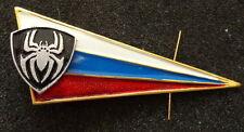 Russian ARMY    flag beret   spider  spetsnaz BADGE pin   #69 sasa