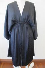 Free Postage Womens NWT Wayne Cooper Black Kimono Style Dress Size 6