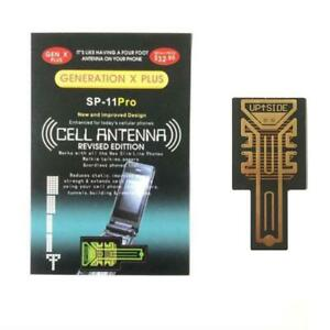 Mobile Phone Signal Booster stickers Generation X Works for All Phones Universal