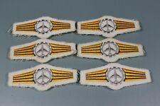 Post WW2 German Bundeswehr Luftwaffe Air Force 6 Silver Logistic Wings F120
