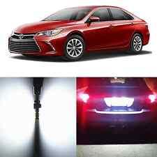 Alla Lighting License Plate Map Light 194 168 LED Bulb for Toyota Corolla Matrix