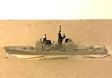 "Trident 1/1250 Ta-10293 Uss Guided Missile Cruiser ""Ticonderoga� Model Ship"