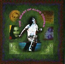 CD ALICE COOPER/The Beast of Alice Cooper – rock album 1989