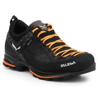 Chaussures Salewa Ms Mtn Trainer 2 Gtx M 61356-0933 noir orange