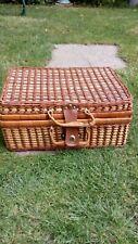 More details for  vintage picnic basket