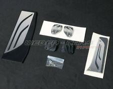 BMW 3er F30 F31 F34 GT  M Performance (ALU) Edelstahl Fußstütze Pedale Schalter