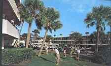 SARASOTA, FLORIDA  AZURE TIDES HOTEL COURT VINTAGE VIEW GOLF (FL-S3*)