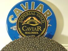 50g Imperial Gold Kaviar ( Caviar ) Malossol Auslese
