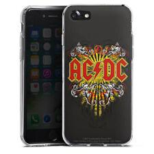 Apple iPhone 7 Silikon Hülle Case - ACDC Danger