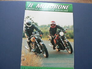 IL MOTODRONE CLUBBLAD LAVERDA CLUB NEDERLAND  NO 5 1996 ZIJEN SHOW,FABRIEK