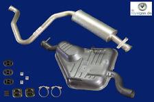 Auspuffanlage Saab 9-3 900 II 2.0i , 2.3 Turbo & 2.3 -16 Auspuff