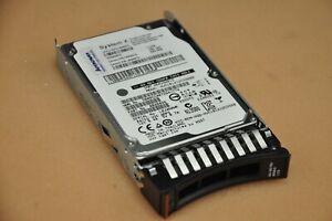 Lenovo IBM System X 1.2TB 10K 6Gb SAS 2.5 SFF Hard Drive 00AD076/00AD075/00AD079