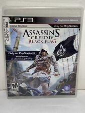 Assasins Creed IV 4 Black Flag (Playstation 3, PS3 , ps3)