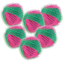Fusselbälle: Mini-Waschbälle 3 cm gegen Flusen & Fusseln, 6 Stk. (Fusselkugeln)
