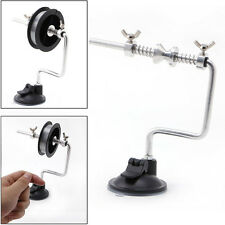 Fishing Line Winder Reel Spooler Holder Tackle Coil Tool Fishing Gear