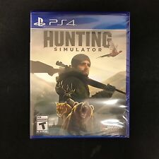 Hunting Simulator (PlayStation 4) BRAND NEW / Region Free