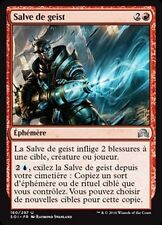 MTG Magic SOI FOIL - Geistblast/Salve de geist, French/VF