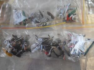 toy soldiers plastic 1/ 32 scale napolionics life guards hussars lancers painted