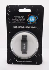 Star Wars Force For Change Wireless Activity Band By Unicef Kid Power Free Ship.
