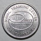 1950s ~ GREAT LAKES NAVAL TRAINING CENTER ~ RECREATIONAL SERVICES ~ 23mm US NAVY