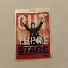 Paul McCartney - 2013 Out There Tour Official Backstage Pass