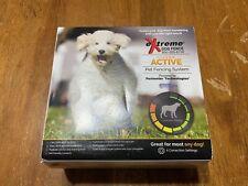 New listing Extreme Dog Fence Eaf 100 Active Pet Fence System