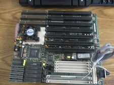 486SX/DX Motherboard.  PN: 66256-4MB-A <