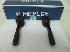 2x Meyle Track Rod End Alfa Mito/Fiat Punto / Vauxhall Corsa D Set Front