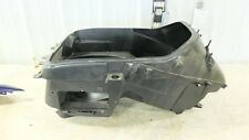 06 Honda FSC 600 Silverwing Scooter trunk storage box under seat compartment