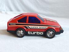 Asahi toyota corolla ae86 turbo modelo auto Model car vintage Toy 14cm Hong Kong