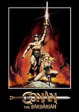 Conan 35mm Film Cell strip very Rare var_c