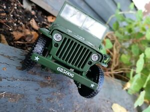 1/18 SOLIDO ? U S MILITARY WILLY'S JEEP