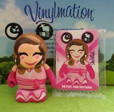 "Disney Vinylmation 3"" Park Set 1 Cutesters Like You w/ Card Glammy"