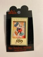 DLR One Hundred Mickey's Pin Series MM 014 Jelly Bean Disney Pin LE (B)