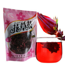 50g Health Care Hibiscus Tea Roselle Dry Natural Flower Scented Floral Detox Tea