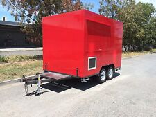 Food Vending trailer mobile cool room Coolroom Portable coolroom kitchen