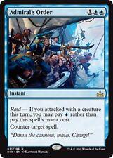 Cartes Magic: l'assemblée à l'unité commander
