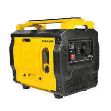 Stanley SIG 1200S Inverter Generator Benzin-Tank: 4,5L Hubraum: 53,5C