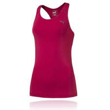 Hauts et maillots de fitness rouge PUMA pour femme