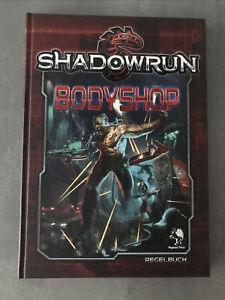 SR5 Shadowrun - Bodyshop Regelbuch (Erweiterung) - Fünfte Edition