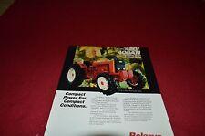 Belarus 420 400AN Tractor Dealers Brochure DCPA5
