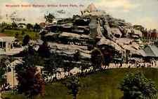 Mountain Senic Railway, Willow Grove Park, PA Vintage Postcard G04