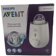 Philips AVENT No Hot Spots, Fast Baby Bottle Warmer, SCF355/00