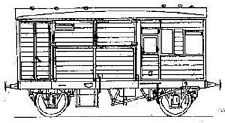 Parkside PC83 -  LNER Horse Box Kit        (00)     New