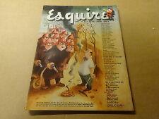 MAGAZINE / ESQUIRE: OCTOBER 1946