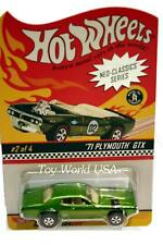 2003 Hot Wheels Neo-Classics Ser.1 #2 '71 Plymouth GTX