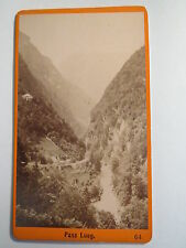 Pass Lueg - Panorama / CDV
