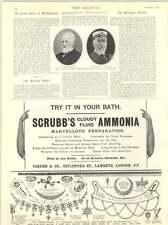 1899 pare DA BARBA STICK francese Shore questione Terranova